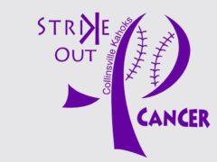 Kahok Strike Out Cancer Logo