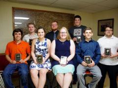 2018 vocational Center award recipients