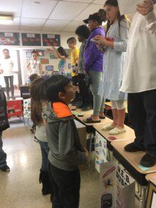 2019 Dorris Intermediate School Black History Month Living Museum