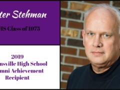 Peter Stehman 2019 CHS Alumni Achievement