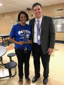 2019-20 Superintendent's Award Presentations