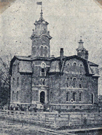 Original Webster School