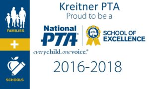 Kreitner PTA School of Excellence
