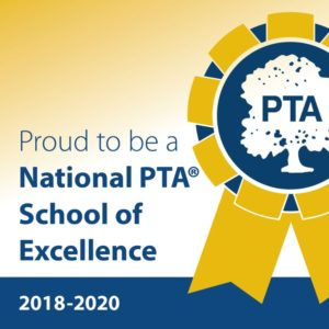 National PTA School of Excellence Logo