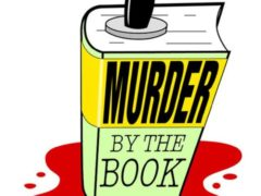 Poster for Murder by the Book play