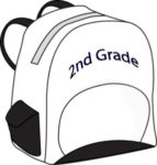 Second Grade Backpack