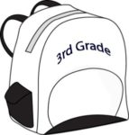 Third Grade Backpack
