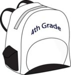 Fourth Grade Backpack