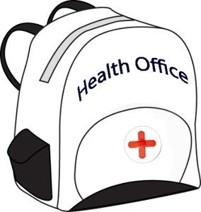 Health Office Backpack