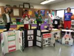 Living Museum exhibits