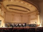 Collinsville High School Band Performs in Carnegie Hall March 2018