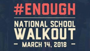 National School Walkout March 14 2018 Logo