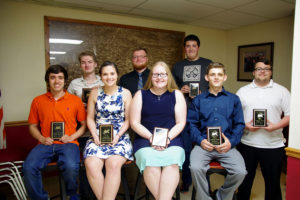 2018 vocational Center award recipients
