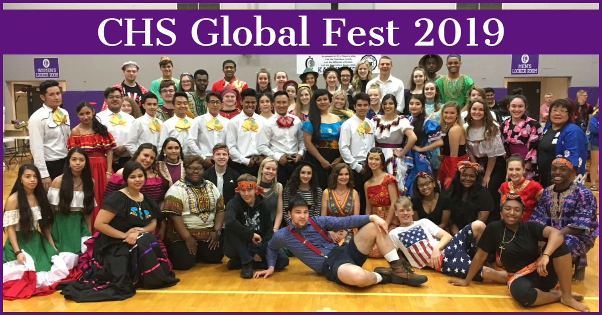 CHS Global Fest April 2019