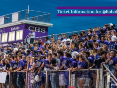 One Stop Shop for 2019-20 Kahok Athletics Tickets