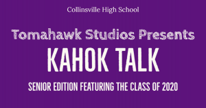 Kahok Talk 2020 Senior Edition Graphic