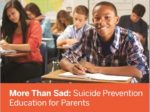 CHS Will Host Suicide Prevention Awareness Event