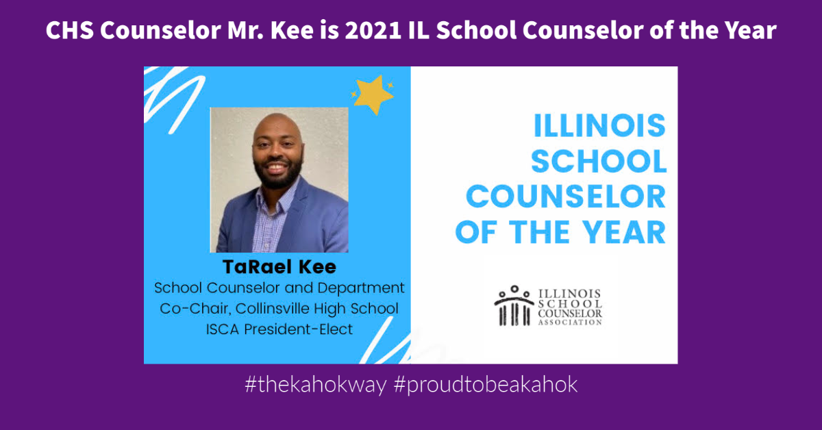 T Kee Counselor of the Year 2021
