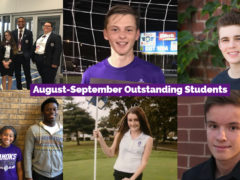 CHS Aug-Sept Outstanding Students