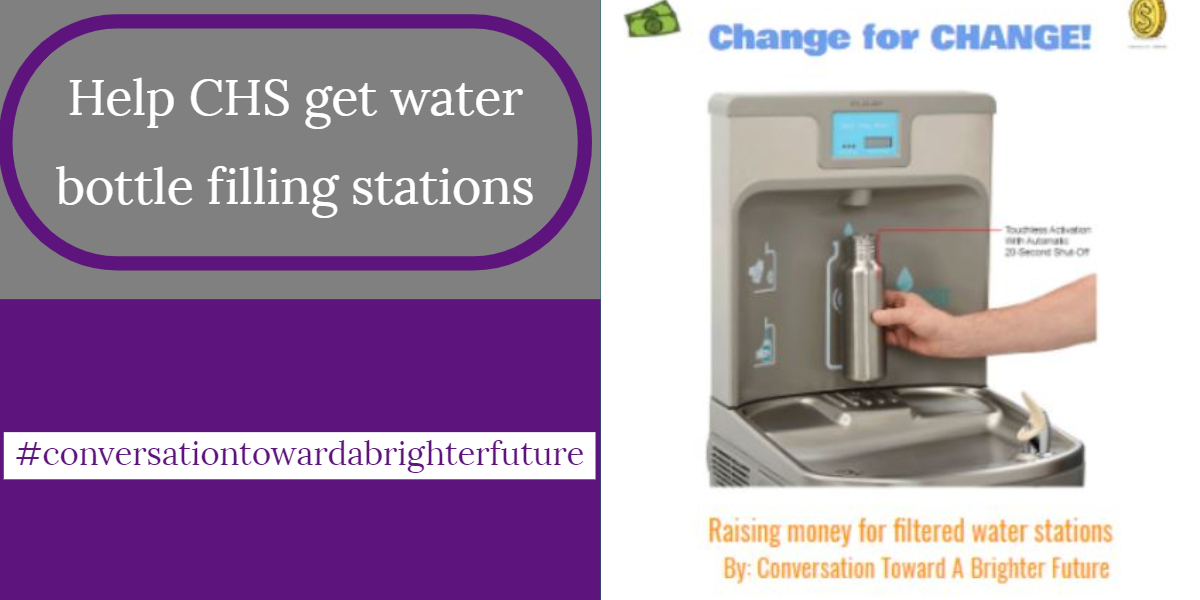 CHS Water Bottle Stations