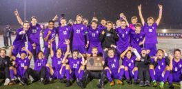 Kahok Boys Soccer Sectional Championship Oct 2018