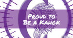 Proud to be a Kahok