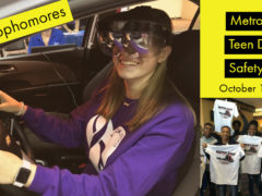 CHS Sophomores Learn About Safe Driving at All-Day Event