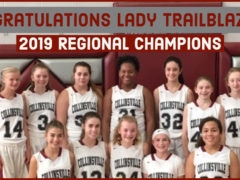 CMS Girls Basketball Wins 2019 Regional Championship - Advances to State