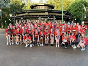 2018-19 CHS Leadership Class at Disney YES