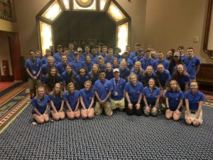 CHS Leadership Class at Disney YES Feb 2019