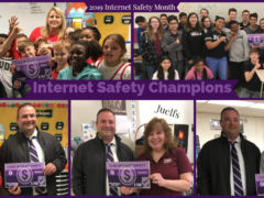 Teachers Win $100 Prizes for Internet Safety Education