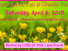 Springtime Fun in Fairmont City Hosted by Title I & Pre-K