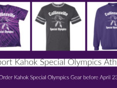 CHS Kahok Special Olympics Team Prepares for May 4 Games