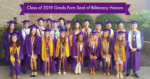 Class of 2019 CHS Seal of Biliteracy Grads