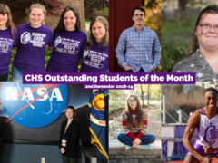 CHS Outstanding Students Recognized for 2018-19 Second Semester