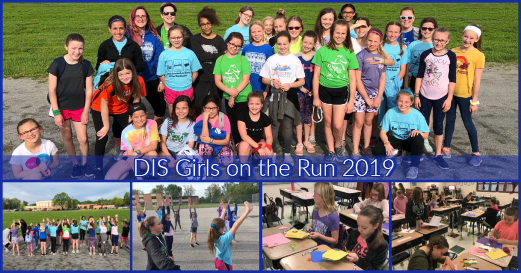DIS Girls on the Run photos