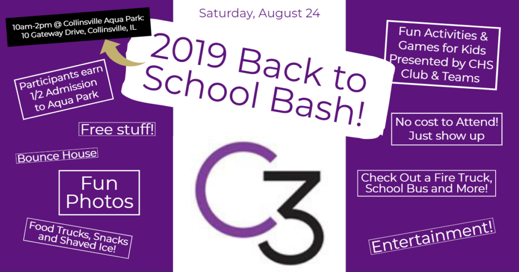 Back to School Bash 2019 Info