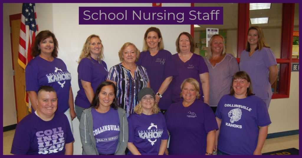 Photo of 2019-20 School Nurses