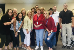 2019-20 CUSD 10 Technology Department