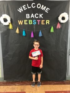 First Day of School August 14, 2019