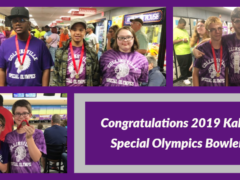 2019 Kahok Special Olympics Bowlers Earn Medals