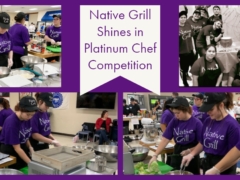 CAVC Native Grill Shines in Platinum Chef Competition