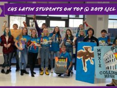 2019 Latin Collinsville High School IJCL