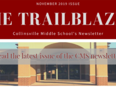 November 2019 Issue of CMS Newsletter