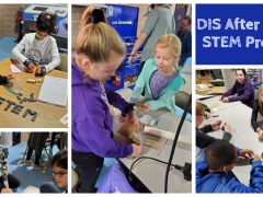 Dorris Intermediate Students Busy With After School STEM Activites