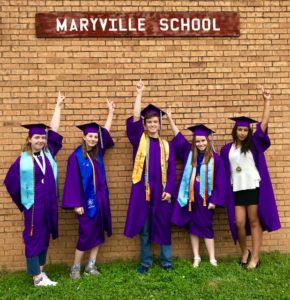 Seniors Visiting Maryville 2019