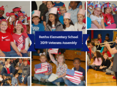 Renfro 2019 Veterans Day Assembly Honors Friends & Family for Service