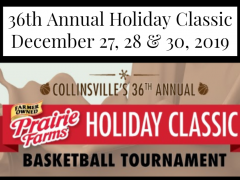 Information for 2019 Prairie Farms Holiday Classic @ CHS