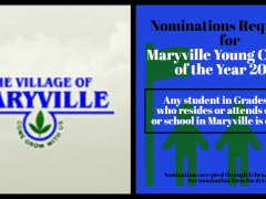 Maryville Seeking Nominations for Young Citizens Awards