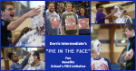 Collage of DIS Pie in the Face Photos